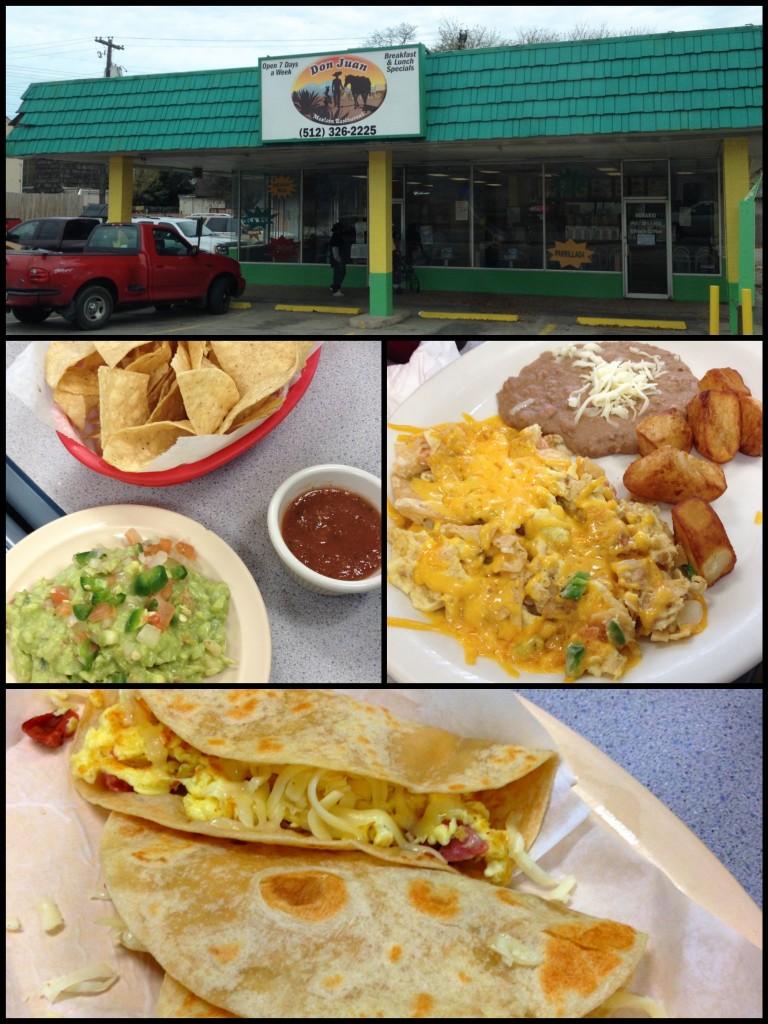 Breakfast at Don Juan's