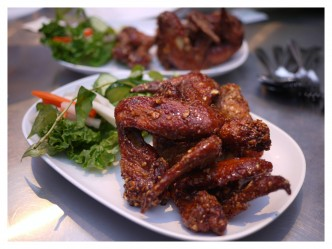 Ike's Vietnamese Fish Sauce Wings from Pok Pok (Portland)