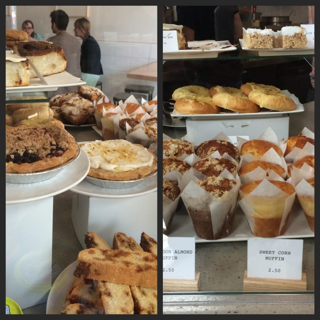 Fresh-baked goods