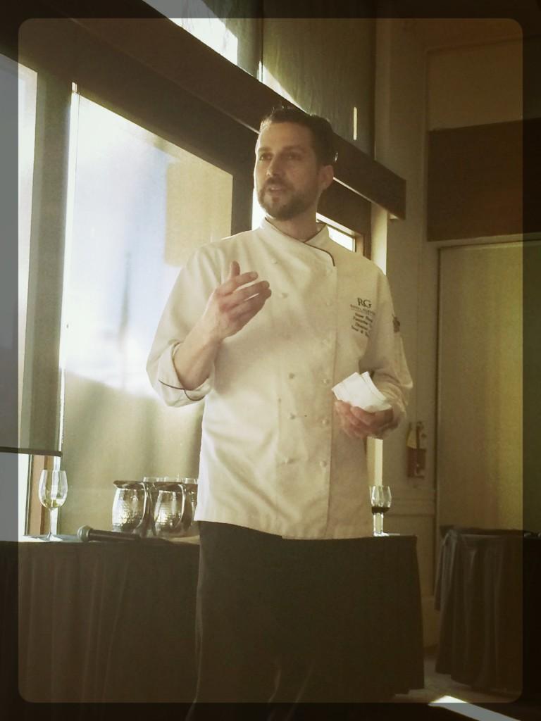 Chef Steve Buzak
