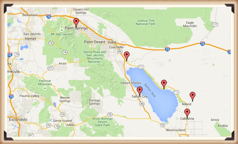 east jesus slab city ay beach and more roadtripping beyond