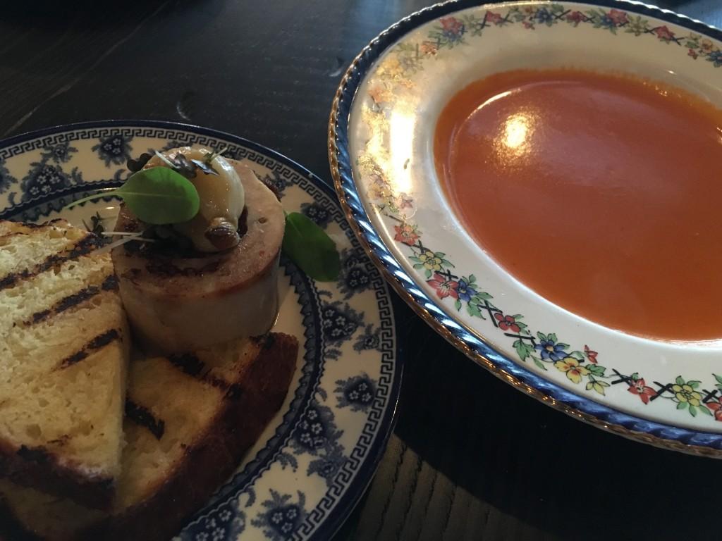 Tomarrow Soup $9
