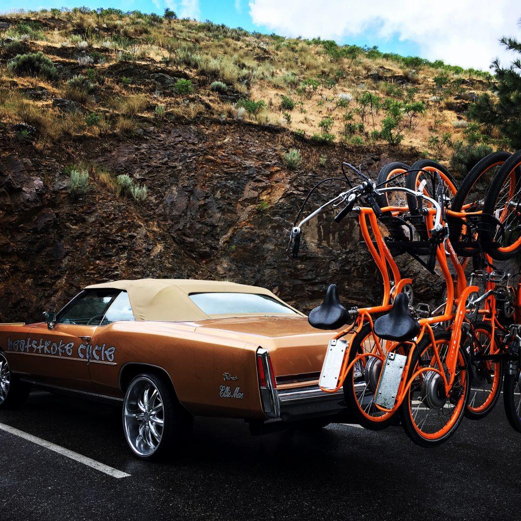 Heatstroke Cycle Electric Bike Wine Tours: my kind of spin class