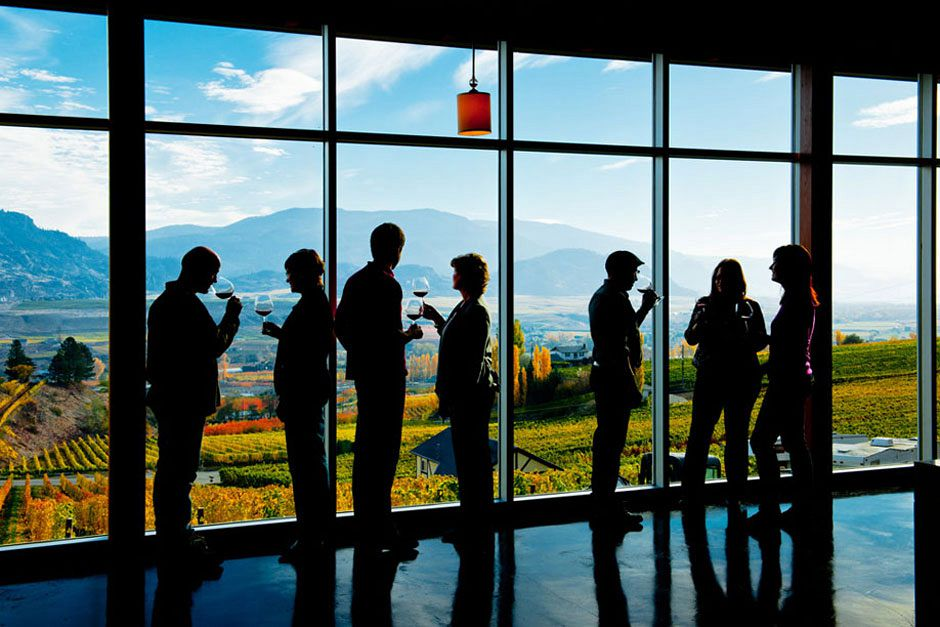 Winery with a view: photo from Road 13's website