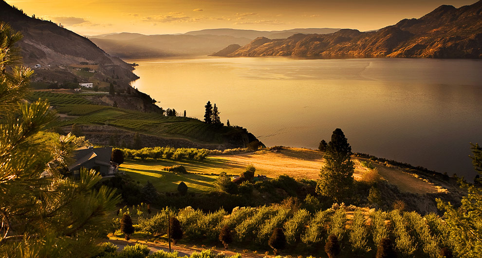 Summerland, BC (photo from www.hellobc.com)